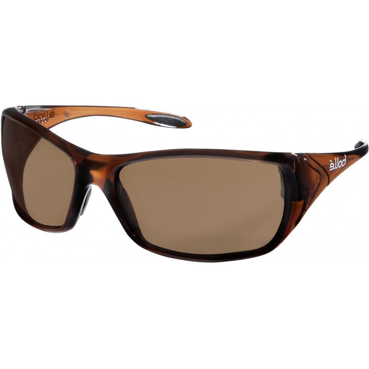 Brown Lens Bolle Voodoo VODBPSB Safety Glasses